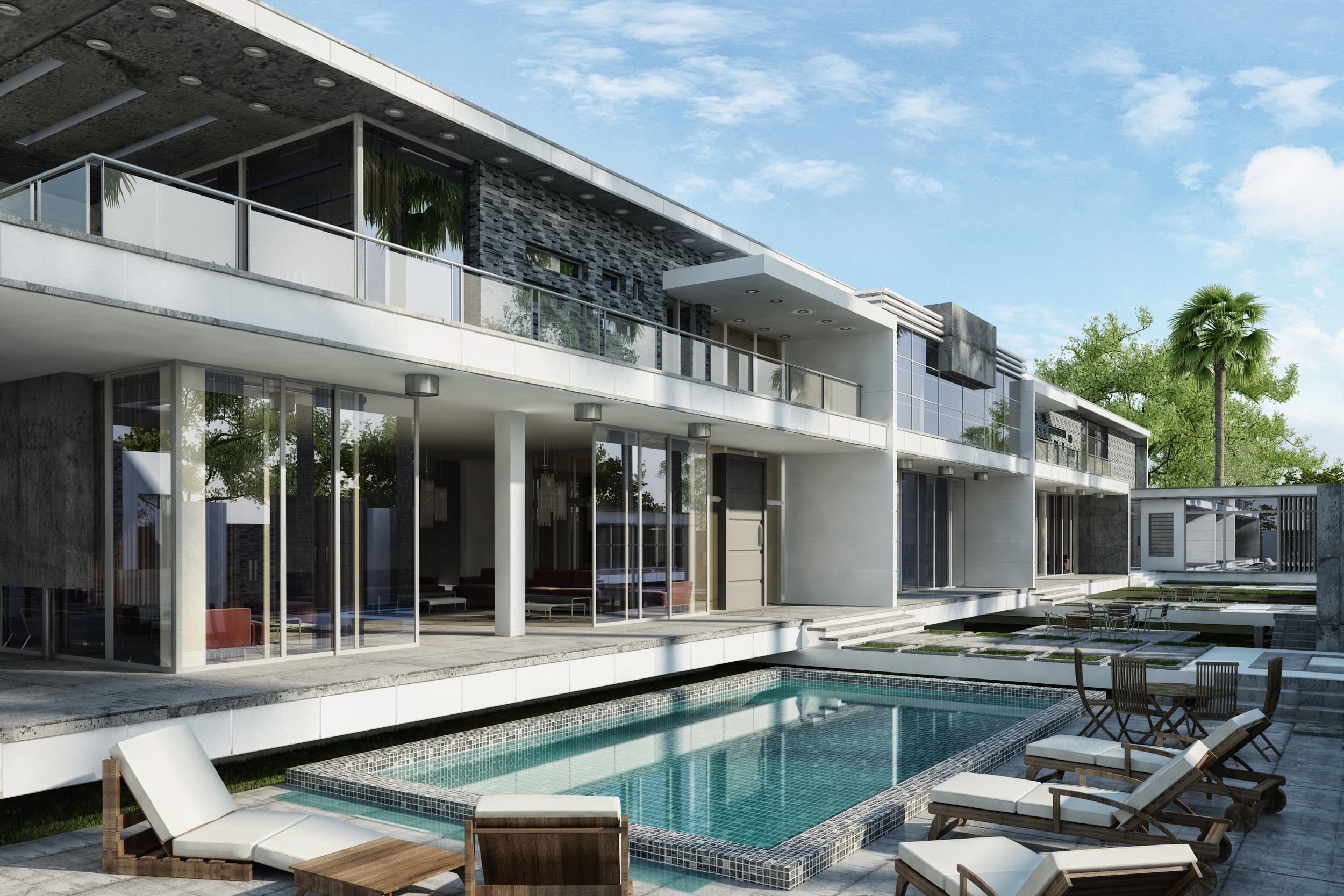 Tarek Architecture Design Villa