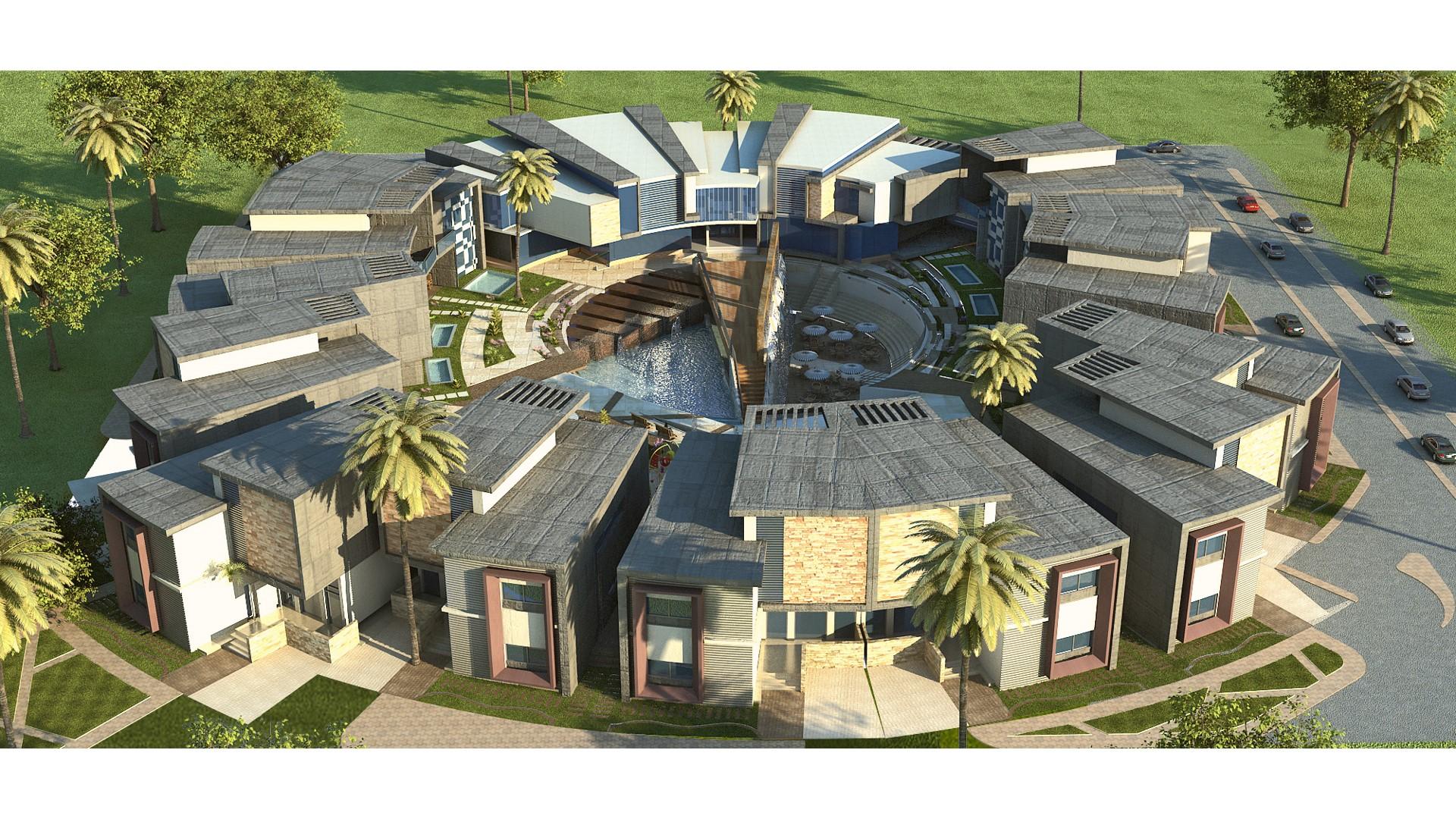 Dream City Compound